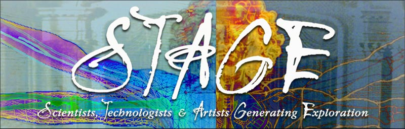 STAGE Scientists, Technologists, and Artists Generating Exploration